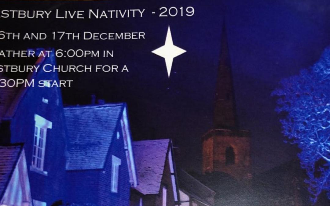 Astbury Live Nativity 2019